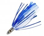 Lure, Flash Ilander Trolling 8-/14″ 2-1/2oz Blue/White