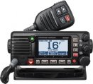 VHF, Fixed Matrix with Built-In AIS/GPS/NMEA2000 Black
