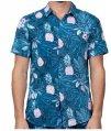 Shirt, Men's Button Down Pineapples Endless Summer 2021