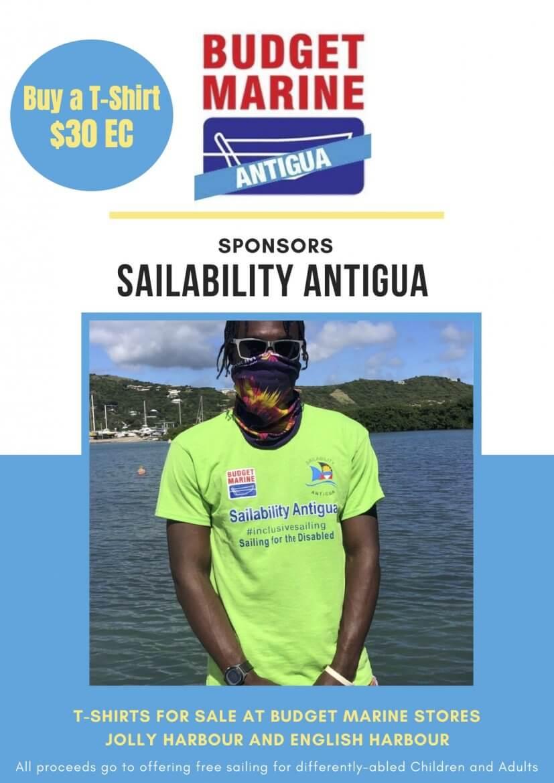 Budget Marine Antigua - North Sound 25