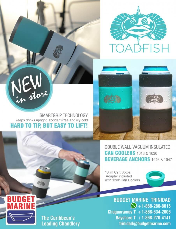 Budget Marine Trinidad - TTYC - Bayshore 22