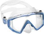 Mask, Adult Liberty Triside SPE Clear/Sapphire