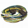Wire Harness Kit, Length:30′ with 4 Wire Connectors