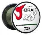 Line, J-Braid 80Lb 300m Dk Green