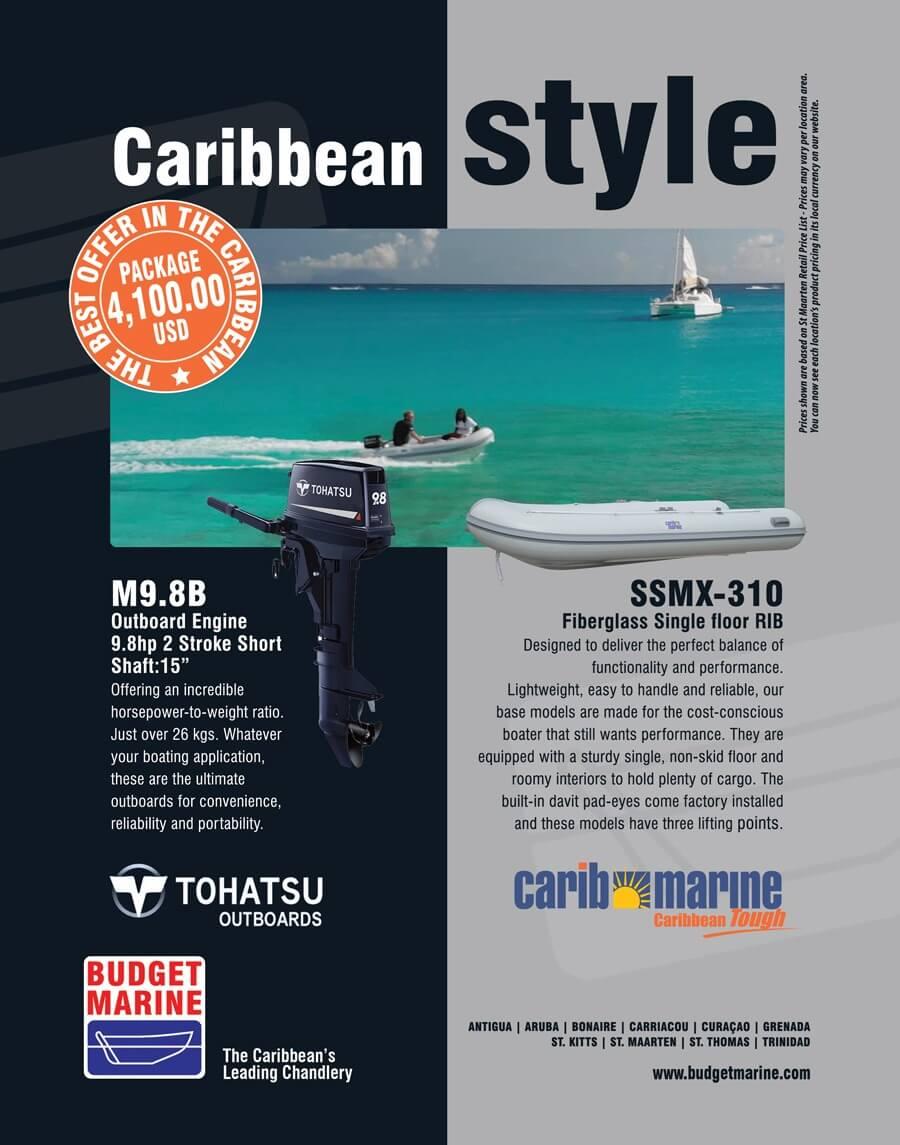 Budget Marine Antigua - Jolly Harbour 3