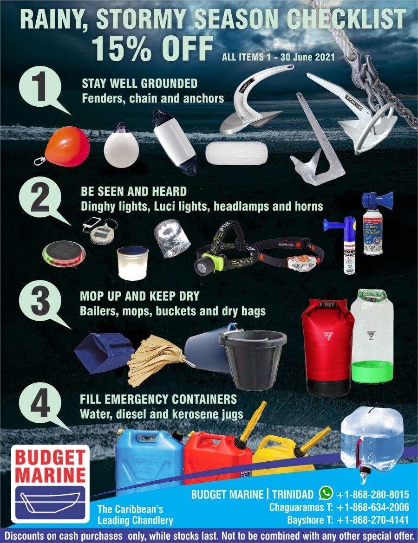 Budget Marine Trinidad 15
