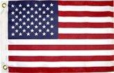 Flag, USA 12″ x 18″ Nylon