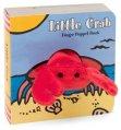 Little Crab: Finger Puppet Book