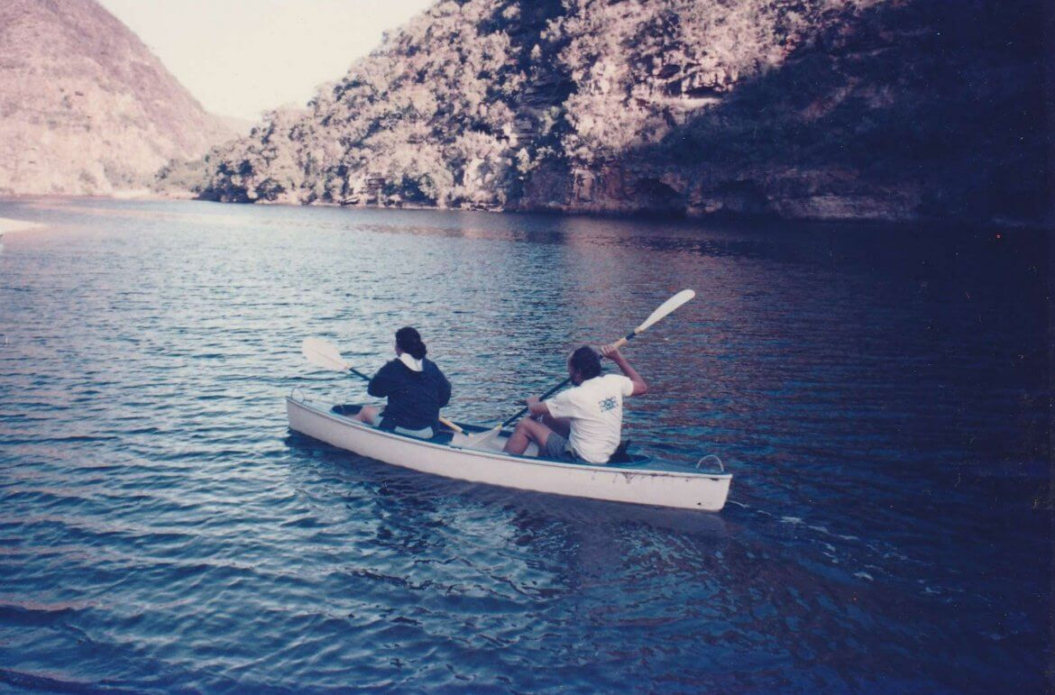 CANOEING, KAYAKING, MESSING ABOUT IN BOATS? 1