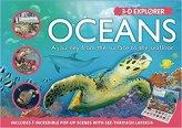 3-D Explorer: Oceans Book